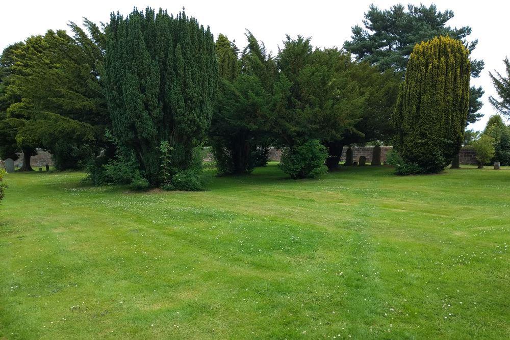 Commonwealth War Graves Bent Cemetery