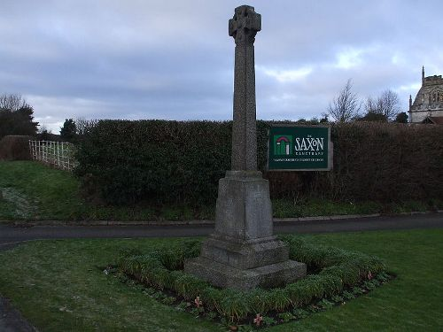 War Memorial Wootton Wawen