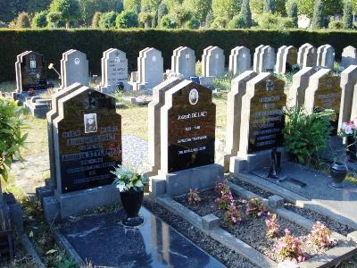 Belgische Oorlogsgraven Hoboken