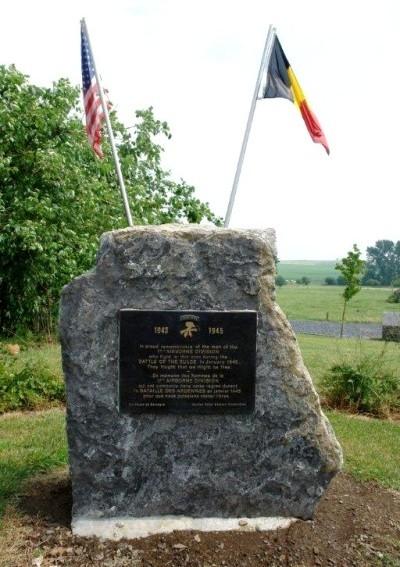 17th Airborne Division Memorial