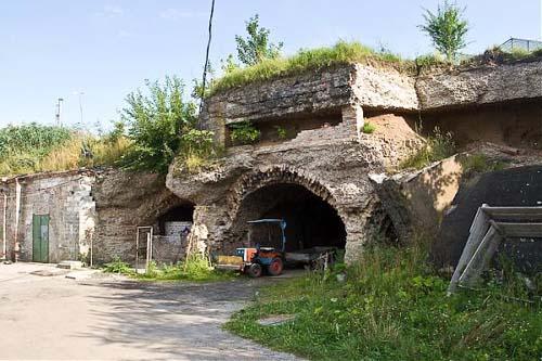 Festung Königsberg - Fort IX