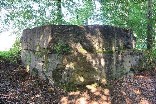 Duitse Bunker Papenelst of Twaalfgemeten