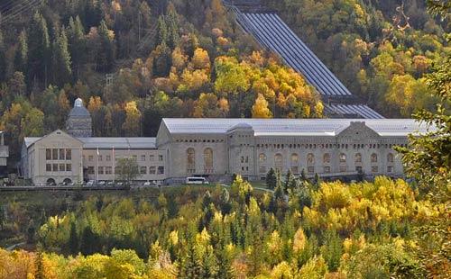 Norwegian Industrial Workers Museum