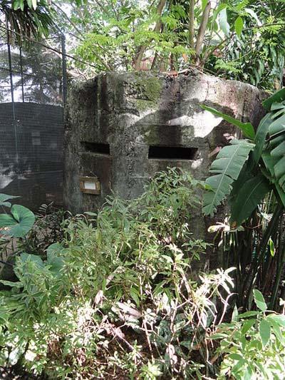 Japanese Casemate Guam Zoo