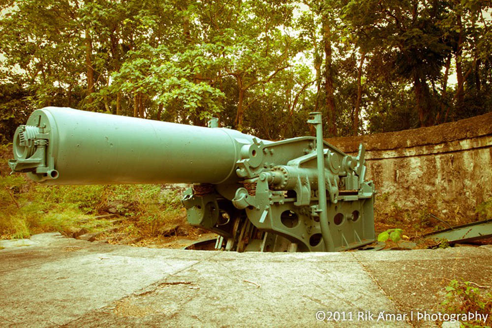 Corregidor - Battery Wheeler