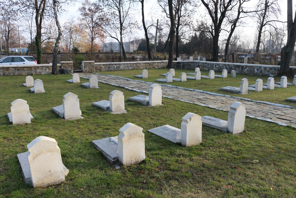Duitse Oorlogsgraven Sofia