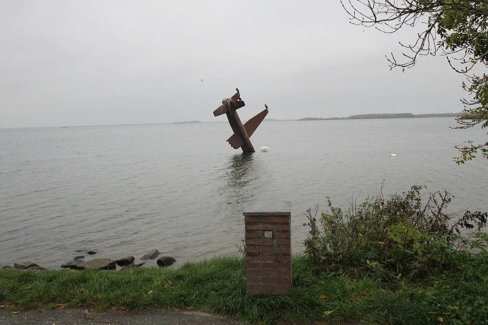 Monument Omgekomen Geallieerde Vliegeniers