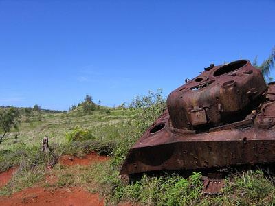 American Gunnery Range