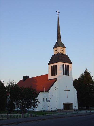 Kerk van Kuusamo