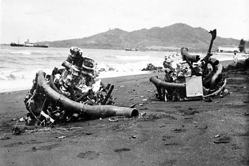 Crashlocatie Consolidated B-24 Liberator