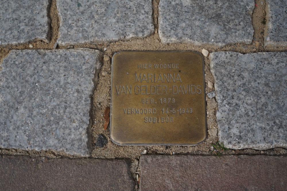 Stumbling Stone Nieuwstad 7