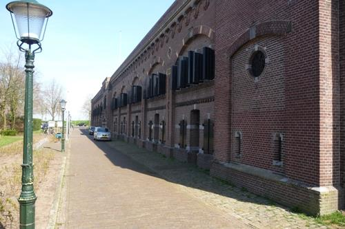 Barracks Muiden (Fort D)