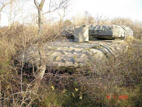 Festung Pillau - Duitse Observatiebunker Baltiejsk