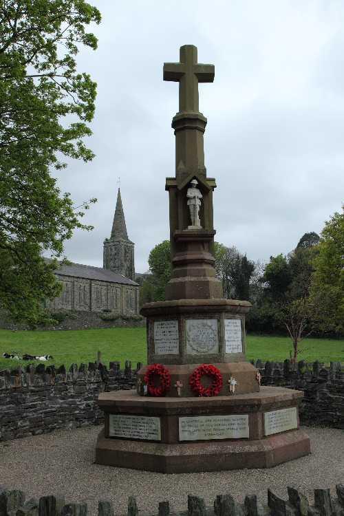 War Memorial Lezayre