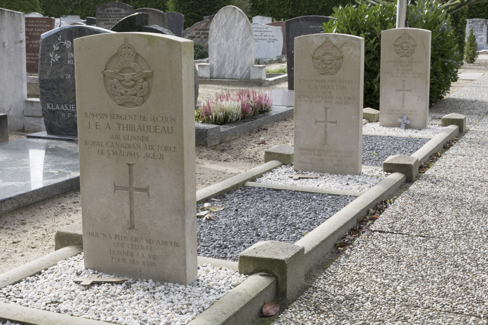 Commonwealth War Graves Wilnis