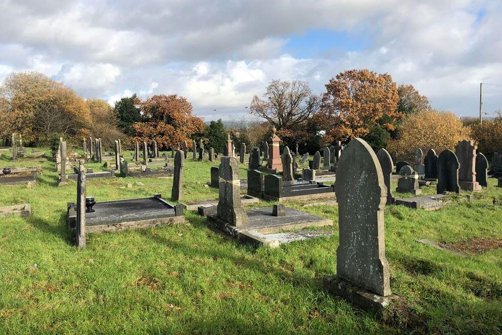 Oorlogsgraven van het Gemenebest Brynteg Congregational Chapelyard