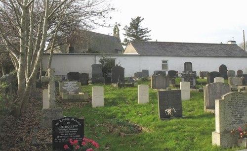 Commonwealth War Graves Llanfaelog New Cemetery