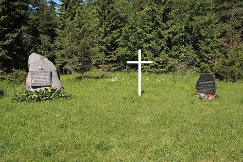 Cemetery Victims National Socialism Paldiski
