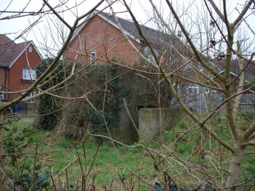 Bunker FW3/22 Ipswich