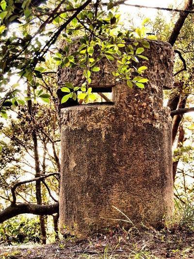 British Pillbox Wong Nai Chung Gap