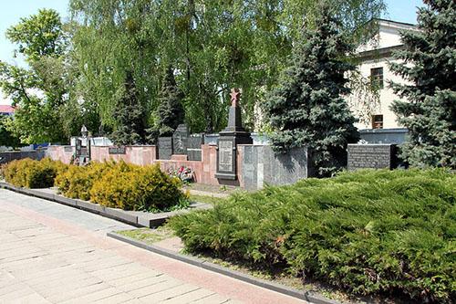 Radomyshl Soviet War Cemetery