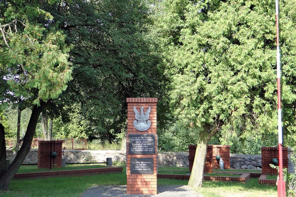 Polish War Graves Brzeziny