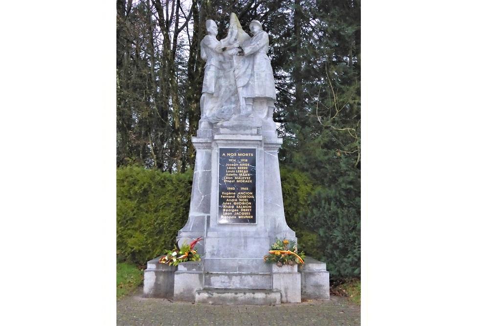 War Memorial Libramont