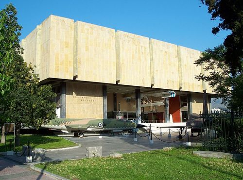 Oorlogsmuseum Athene