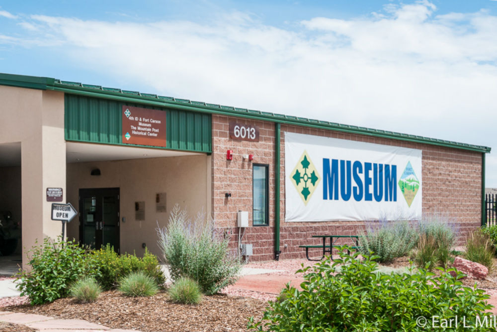 4th Infantry Division & Fort Carson Museum