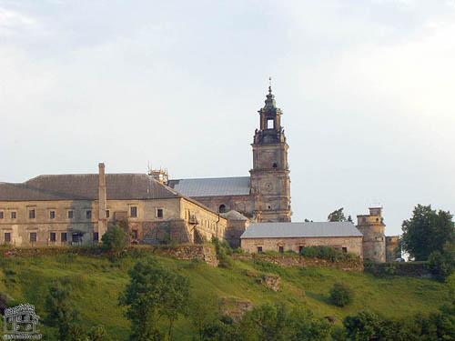 Klooster Pidkamin