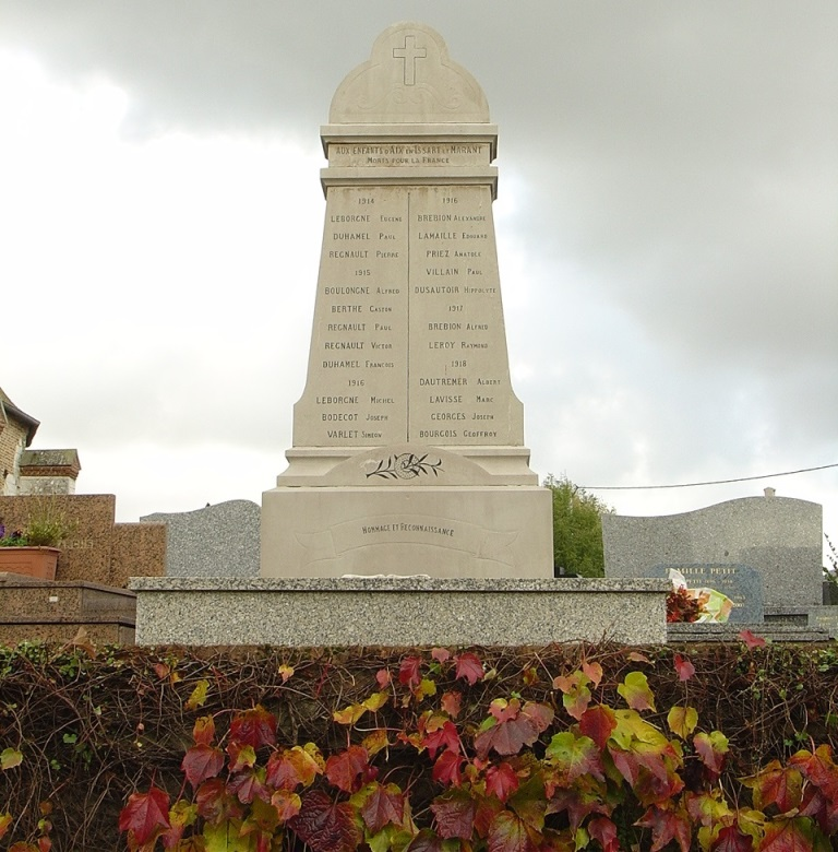 War Memorial Aix-en-Issart