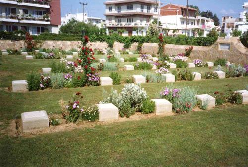 Commonwealth War Graves Alexandroupolis