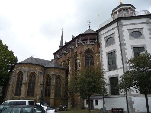 Abbey Church Kornelimünster