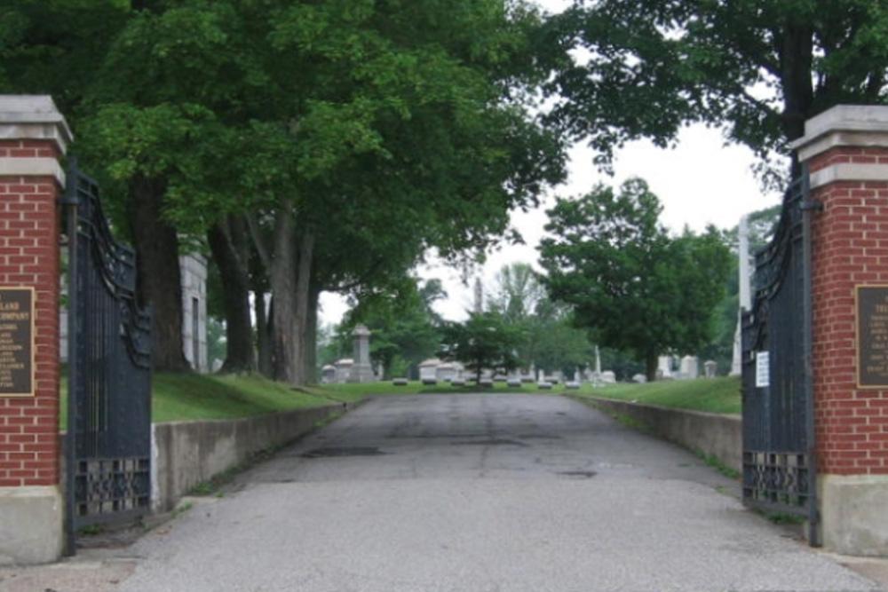 American War Graves Ashland Cemetery