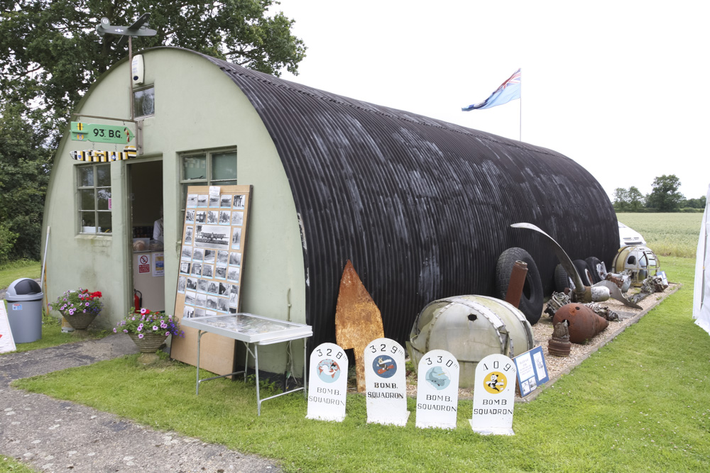 93rd Bomb Group Museum