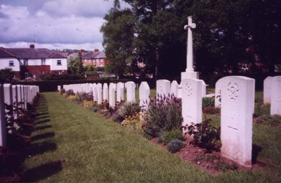 Commonwealth War Graves Exeter Higher Cemetery