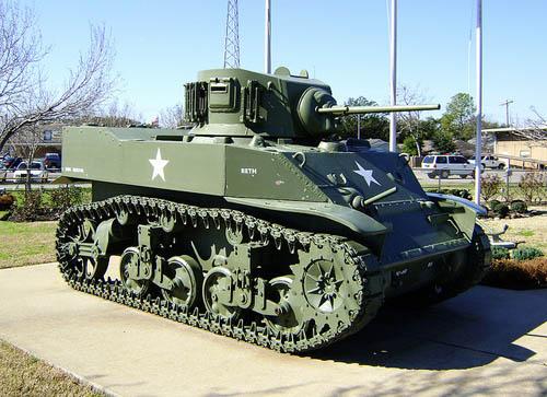 M5 Stuart Tank South Houston