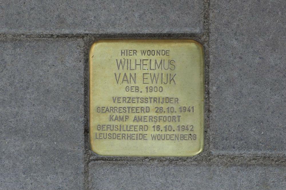 Stolperstein Diepenveenseweg 197 (nu nr. 90)
