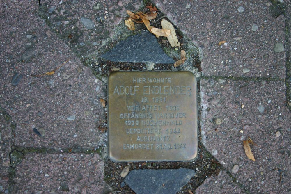 Stumbling Stone Erichstrasse 1
