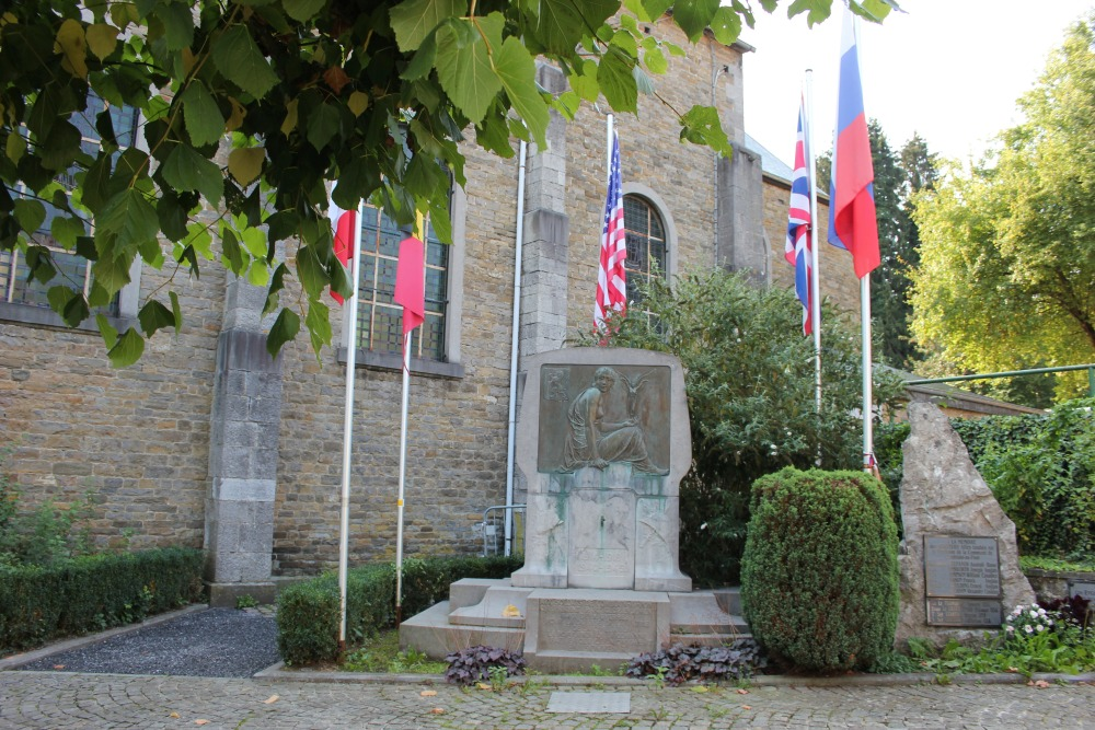 War Memorial Comblain-au-Pont