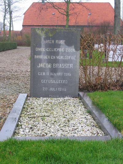 Dutch War Graves Westkapelle