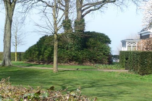 Groepsschuilplaats Type P Nienhuis Ruyskade