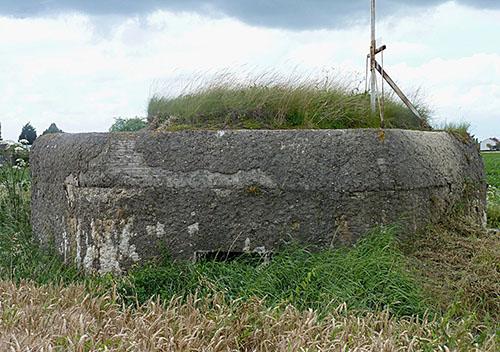 Maginot Line - Pillbox