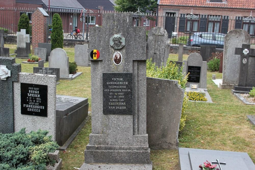 Veteran War Graves Bellem