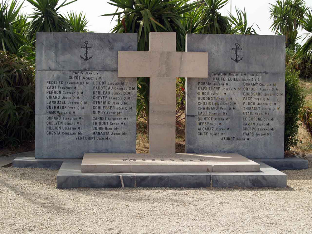 Monument Onderzeeboot Morse