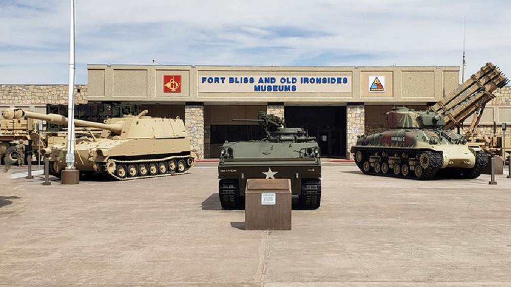 1st Armored Division and Fort Bliss Museum