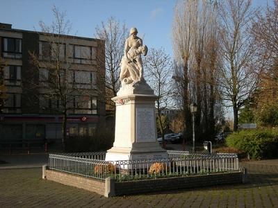 War Memorial Assebroek