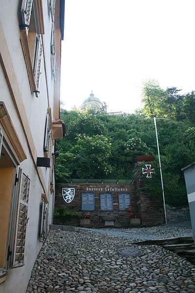 War Memorial Ehrenhausen, Retznei and Berghausen