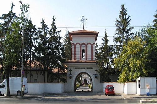 Militaire Begraafplaats Ghencea