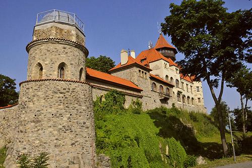 Hnevin Castle